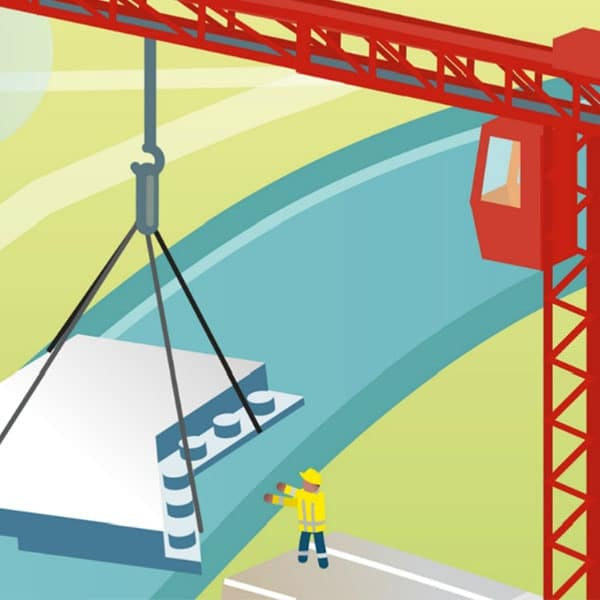 Circulair viaduct