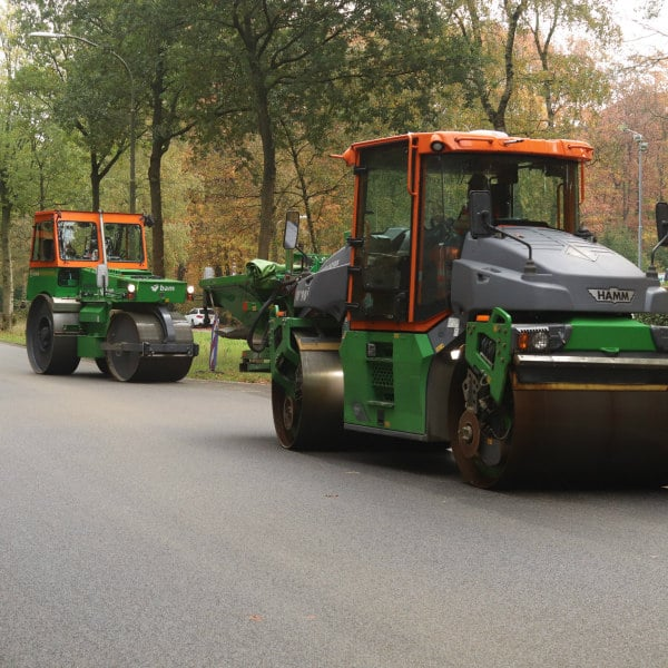 BAM infra asfalt