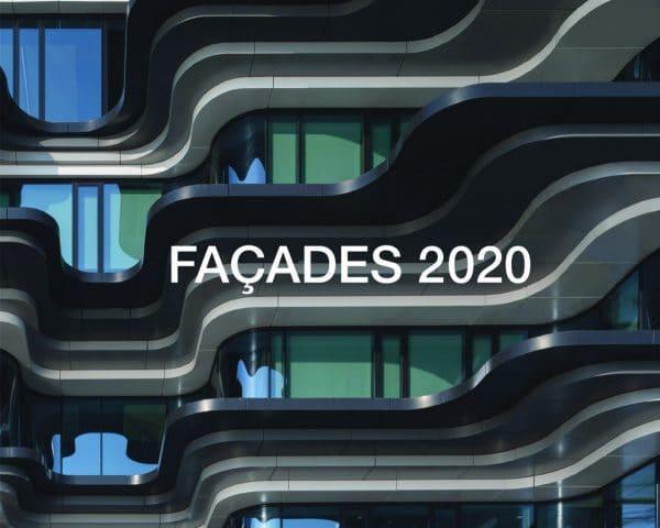 Omslag boek Facades 2020 met circulaire gevels