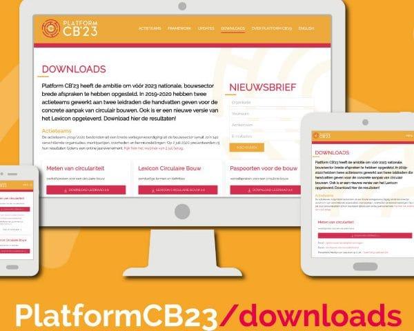 Kernmeetmethode Platform CB'23