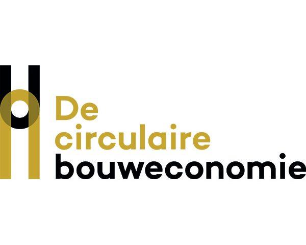 Logo de circulaire bouweconomie