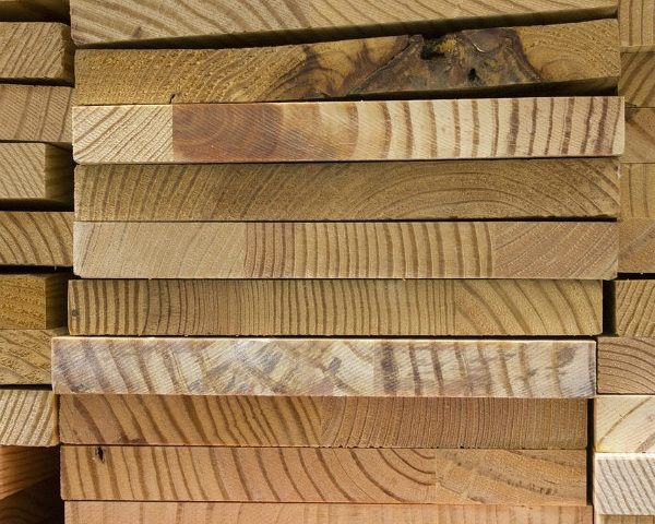 Hoogbouw in hout met Cross Laminated Timber