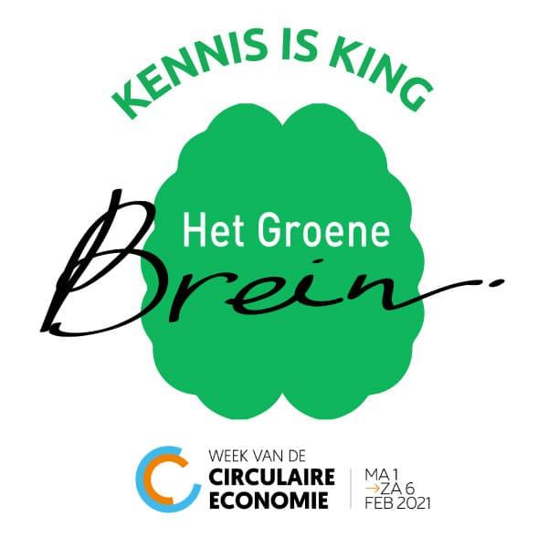 Groene Brein week van de circulaire economie