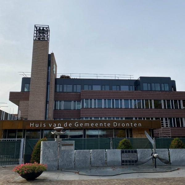 Energieneutraal gemeentehuis Dronten