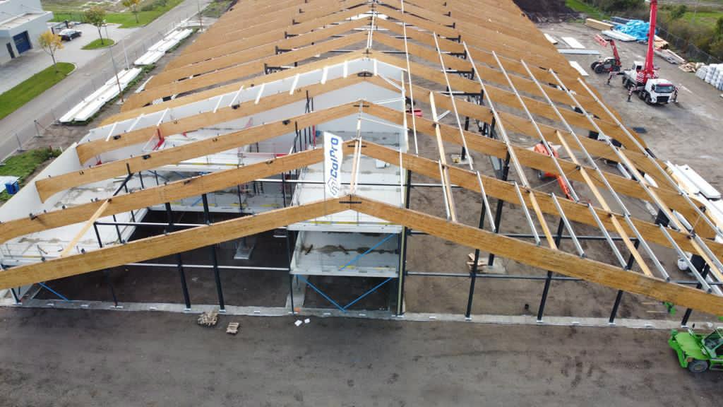 Nieuwbouw Colpro