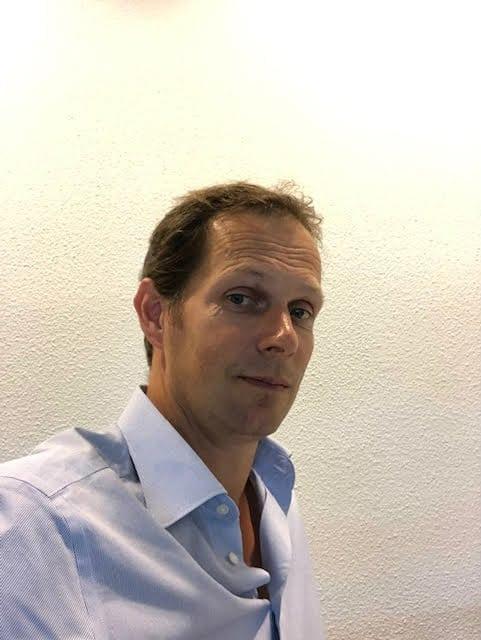 Menko Noordegraaf is teammanager bij de Vervoersregio