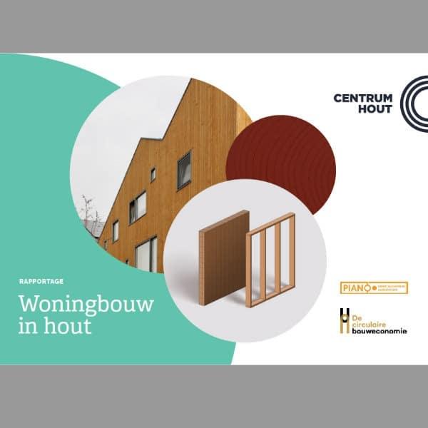 Rapportage Woningbouw in hout