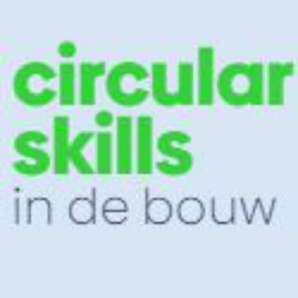 Circular skills in de bouw - onderwijshandleiding