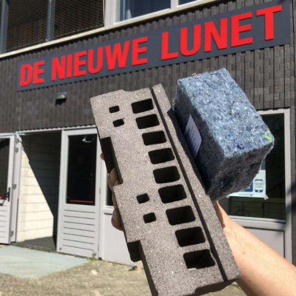 Sportclub De Nieuwe Lunet Kleedgebouw